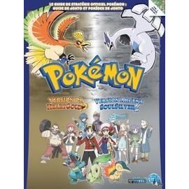 Pokemon - Guide Officiel Soul Silver/Heart Gold Johto de ...