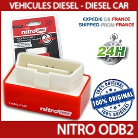 Petite annonce Nitro Obd2 Nitroodb2 Chip Tuning Pour Voiture Diesel Neuf - 13000 MARSEILLE
