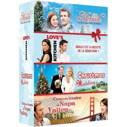 No l n 2 christmas wedding mrs miracle love 39 s kitchen coup de foudre napa valley - Telefilm coup de foudre pour noel ...