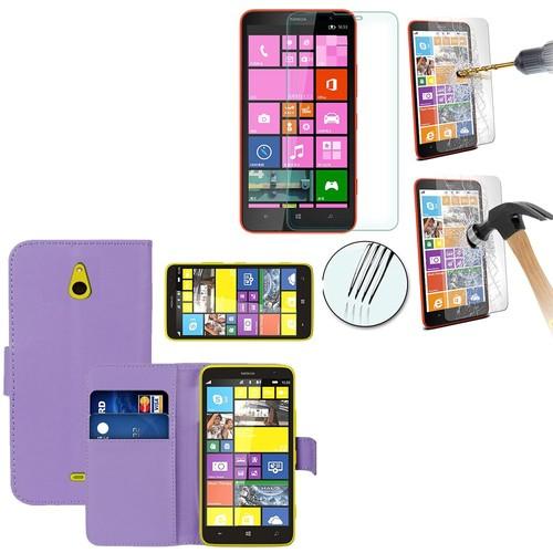 Cell Phone Accessories étui De Protection Pour Nokia Lumia 1320 Téléphone Portable Portefeuille