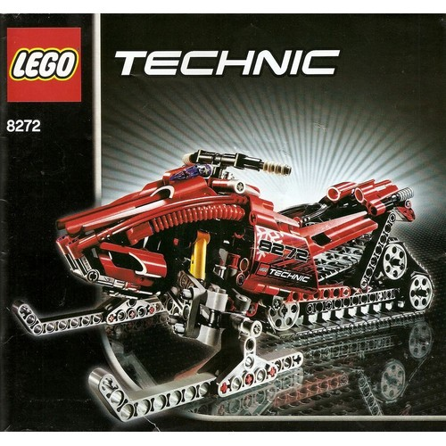 notice lego technic 8272 achat vente neuf occasion priceminister. Black Bedroom Furniture Sets. Home Design Ideas