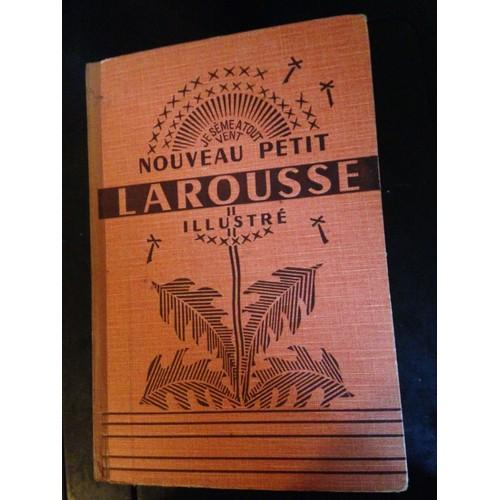 encyclopedie larousse illustre