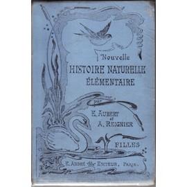 Nouvelle histoire naturelle élémentaire