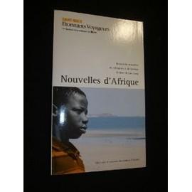 Nouvelles D'afrique de Collectif