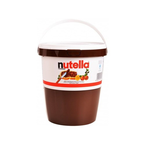 nutella pot g ant 3kg pas cher achat vente priceminister. Black Bedroom Furniture Sets. Home Design Ideas