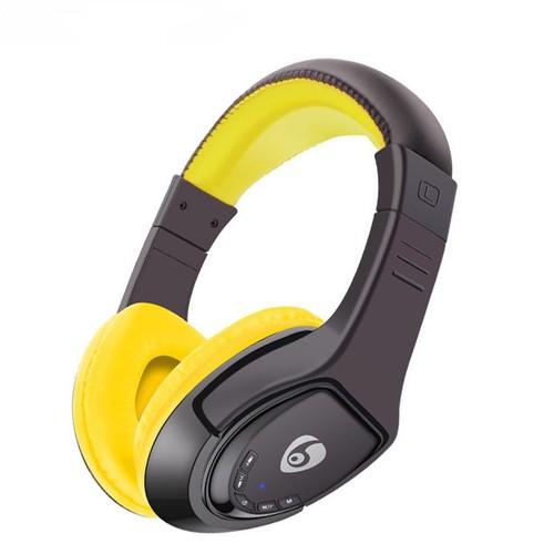 Nvahva Sur Oreille Bluetooth Casque Mp3 Lecteur Portable Micro Sd