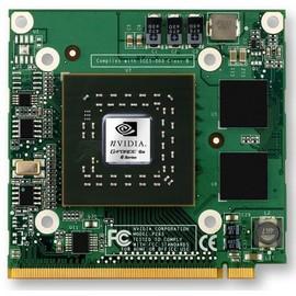 NVIDIA GeForce 8600M GT - 512 Mo