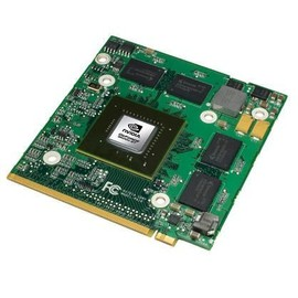 Nvidia GeForce 9600M GT - Carte graphique