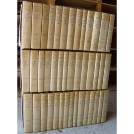 Petite annonce Oeuvres Romanesques Croisées D'elsa Triolet Et Aragon. Complet En 42 Volumes. - TRIOLET ELSA / ARAGON - 95000 CERGY