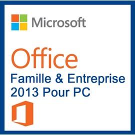 Office famille et petite entreprise 2013 version - Office famille et petite entreprise 2013 telecharger ...