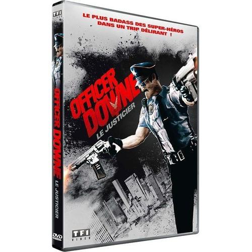 officer downe en dvd blu ray ou vod pas cher. Black Bedroom Furniture Sets. Home Design Ideas