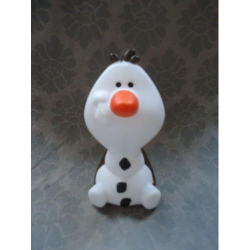 Olaf bonhomme de neige en figurine jouet de bain disney - Bonhomme de neige olaf ...