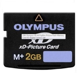 Olympus 2 gb xd m carte m moire achat et vente for Carte memoire xd darty