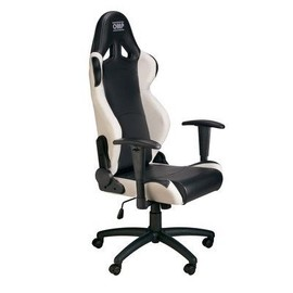 Omp My2016 Chaise Noir Blanc