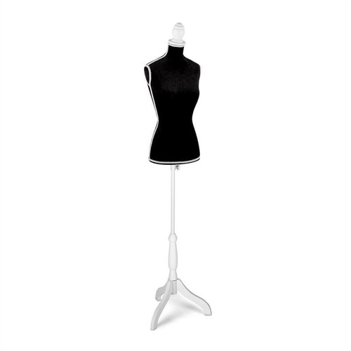 oneconcept sakura vi mannequin de couture professionnel et d coratif en polystyr ne dur. Black Bedroom Furniture Sets. Home Design Ideas