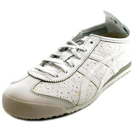 66 Asics Femmes Baskets Décontractées Onitsuka Mexico Blanc By Tiger iTXuPOkZ