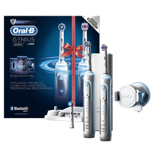 oral b genius 8900 brosse dents lectrique pas cher. Black Bedroom Furniture Sets. Home Design Ideas