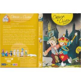 Orson et olivia dvd les joyaux de la couronne henriette le music hall - Orson et olivia ...