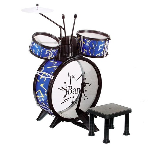 otto simon 687 8029 drums set batterie pour enfants achat et vente. Black Bedroom Furniture Sets. Home Design Ideas