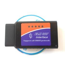 outil de diagnostic professionnel obd2 obd ii elm327 elm 327 v1 5 bluetooth scanner d 39 interface. Black Bedroom Furniture Sets. Home Design Ideas
