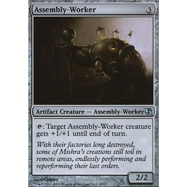 Ouvrier Sp�cialis� ( Assembly-Worker ) - Magic Mtg