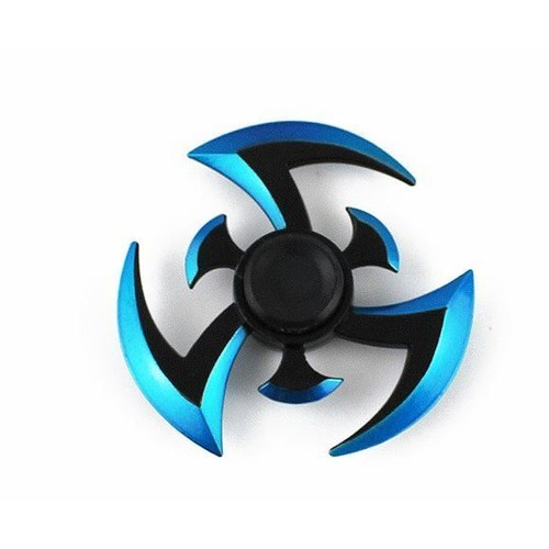 overwatch fidget hand spinner genji shuriken arme anti stress relaxation enfants cadeau jouet. Black Bedroom Furniture Sets. Home Design Ideas