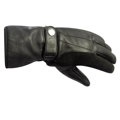 paire de gants en cuir de moto mitsous prescott pour homme taille m. Black Bedroom Furniture Sets. Home Design Ideas