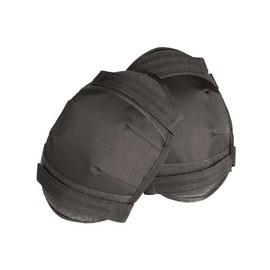 Paire De Genouillere Noire Protection Genou Noir Miltec 16233002 Airsoft