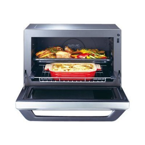 Panasonic nn cf873sepg four micro ondes combin achat et vente - Difference micro onde grill et combine ...