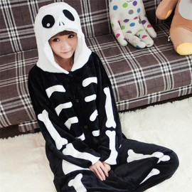 panda pyjama mignonne confortable femme pajama meilleure qualit marque de luxe pajamas noir. Black Bedroom Furniture Sets. Home Design Ideas