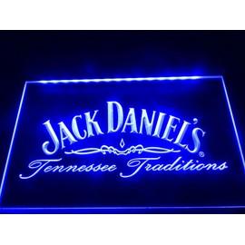 Pub Jack Daniel\'s Daniel Led Enseigne Bar Cafe Lumineuse Neon Lampe