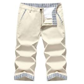 3a7883c47612 Pantacourt Homme Cargo En 100%Coton Bermuda Homme De  Té - Rakuten