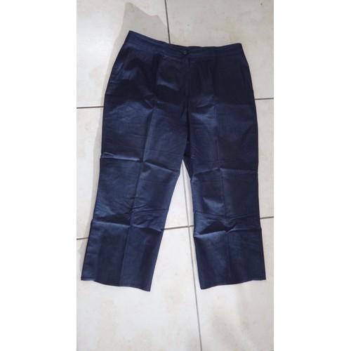 Pantacourt Léger En Jean M s Mode Jean 46 Bleu - Achat et vente 8e6f4477600d