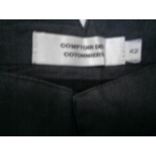 Pantalon comptoir des cotonniers achat et vente - Code avantage comptoir des cotonniers ...