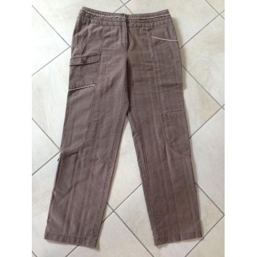 afafc9e5d81e7a Pantalon Femme Marque Oks Taille 44 - Achat et vente - Rakuten