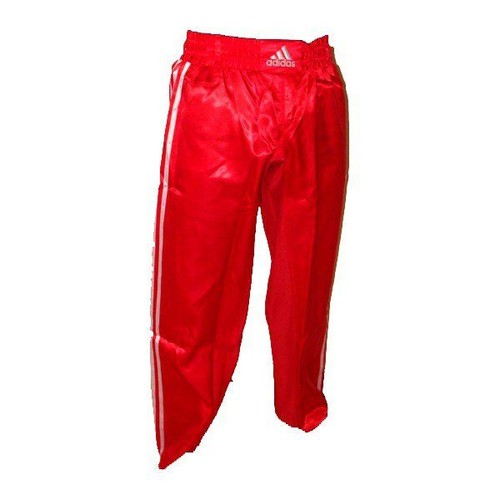 Pantalon Full Contact Adidas (Rouge a4780121dbfc