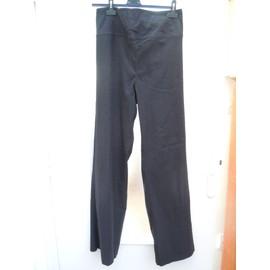 Pantalon Grossesse Noir Taille L