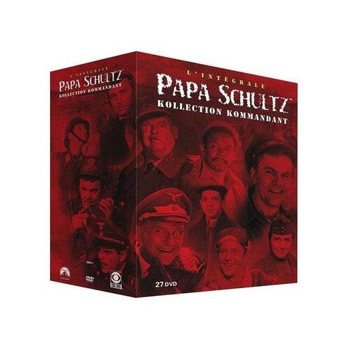Papa Schultz - L'intégrale - Kollection Kommandant - DVD ...
