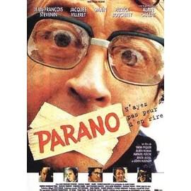 Parano - Véritable Affiche De Cinéma - Format 120x160 Cm - De <b>Yann Piquer</b>, <b>...</b> - parano-veritable-affiche-de-cinema-format-120x160-cm-de-yann-piquer-alain-robak-manuel-fleche-anita-assal-john-hudson-avec-jean-francois-stevenin-jacques-villeret-annee-1994-affiches-883910551_ML