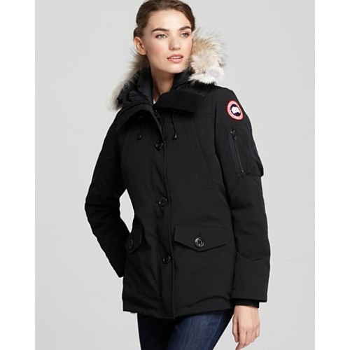 canada goose femme taille