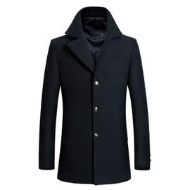 Grande Hiver Homme Parka Loisir Longue Taille Mode Manteau d0qCqXw