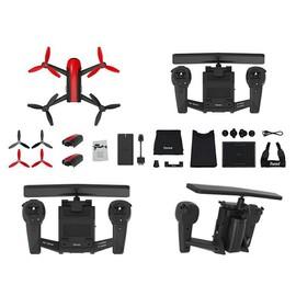 parrot drone bebop 2 rouge et skycontroller noir achat et vente. Black Bedroom Furniture Sets. Home Design Ideas