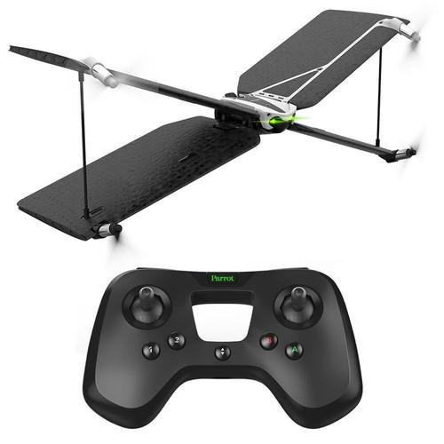 Parrot Swing Mini Drone Quadricoptère/Avion Pour Smartphone/Tablette ...