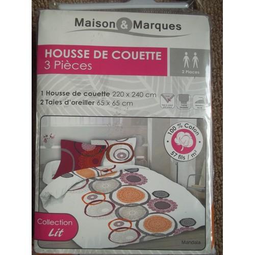 parure couette deux personnes achat vente de parure de. Black Bedroom Furniture Sets. Home Design Ideas