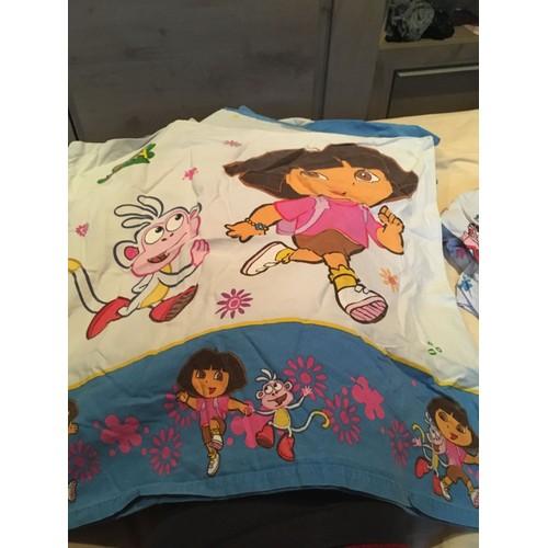 Parure Dora 1 Personne Achat Vente De Parure De Lit Rakuten