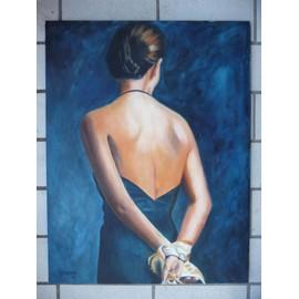 Peinture À L\'huile Sur Toile( - Neuf et d\'occasion - Priceminister ...