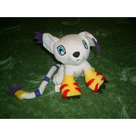 Peluche Gatomon Des Digimon 16 Cm
