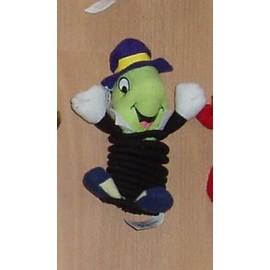 Peluche Petit Personnage Pinnochio Disney Mac Donald 2003