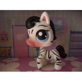 Pet shop petshop zebre monde world cheval poney zebra pony - Cheval petshop ...