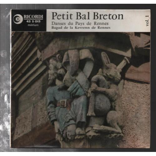 petit bal breton - danses du pays de Rennes